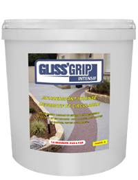 GLISS'GRIP Intensive, Anti-slip treatment for all surfaces