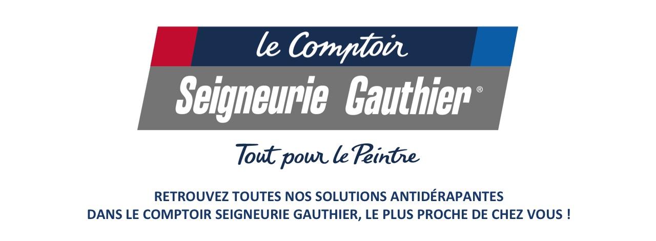 Partenaire - COMPTOIR DE LA SEIGNEURIE GAUTHIER