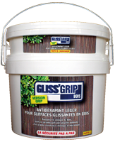 GLISS'GRIP Wood