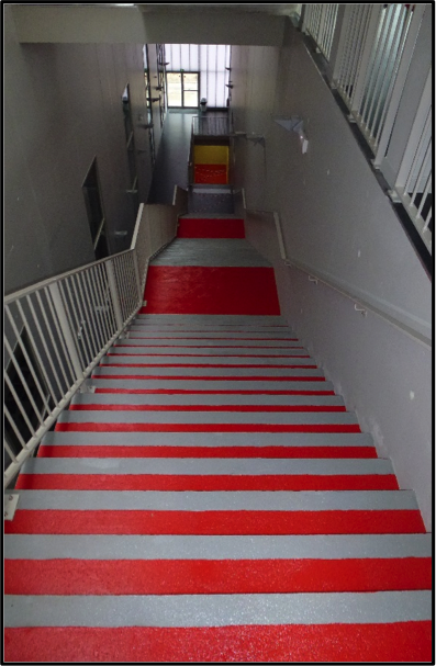 GLISS'GRIP Color stairs