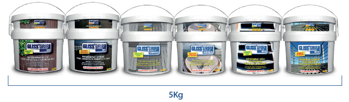 Conditionnement GLISS'GRIP Métal